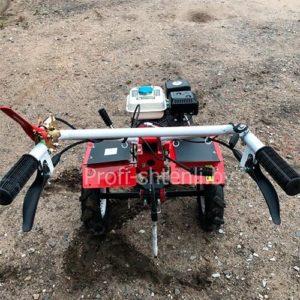 Бензиновый мотокультиватор Штенли 1030 N