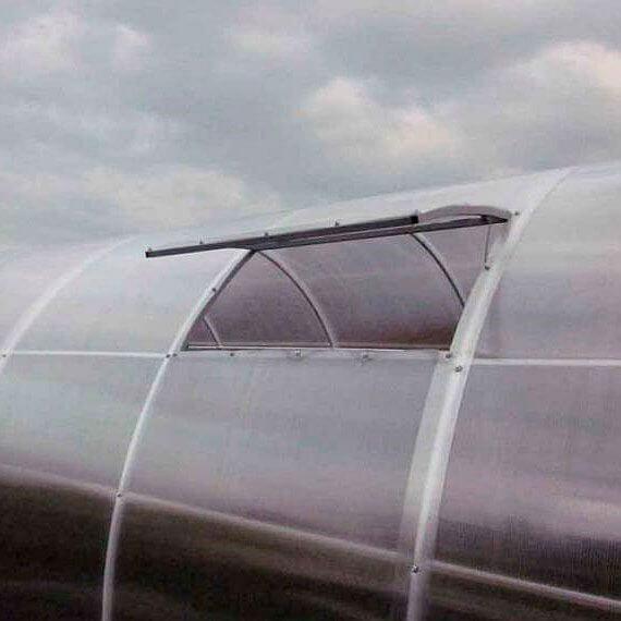 Теплица из поликарбоната МЗТ 40Ц-0,67 от производителя «Минский завод теплиц»