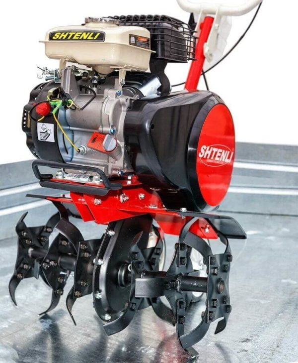 Бензиновый мотокультиватор штенли 7000 эксперт с двигателем мощностью 7 л с