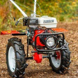 Мотоблок Штенли 1030 П Про с пониженной передачей, дифференциалами, мощностью 8,5 л.с
