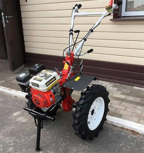 Мотокультиватор 1030 с бензиновым двигателем 8,5 л.с