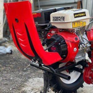 Пластиковый капот мотоблока Shtenli 1900 PK1 PRO с ВОМ