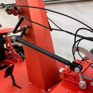 Рыгач переключения передач установленного на рулевой колонке