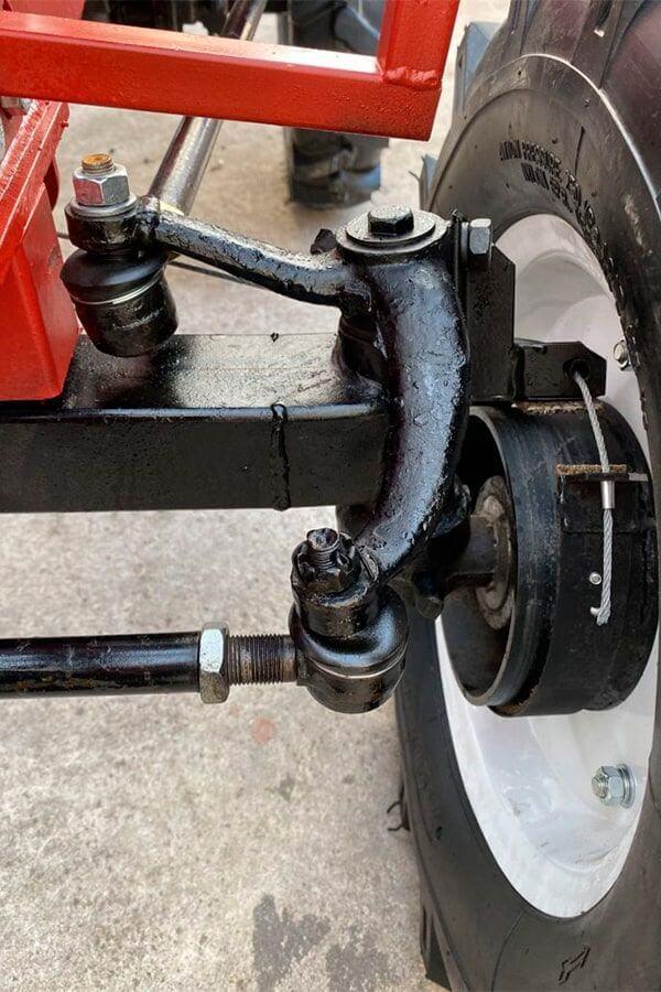 Узлы рулевого управления и тормозной системы Shtenli 1900 18P