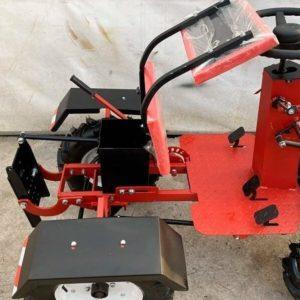 Задний адаптер АМ-5 с рулем и регулируемым сидением