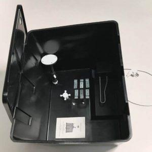 Бак с электрическим водонагревателем