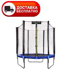 Батут Atlas Sport 183 см (6 ft) с внешней сеткой без лестницы