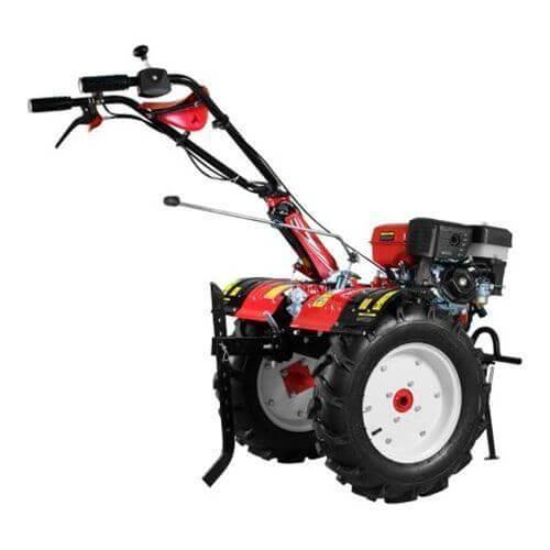 Бензиновый культиватор Фермер ФМ-909 МСЛ с пониженной передачей и реверсом заднего хода