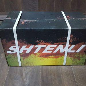 Бензопила Стенли в коробке
