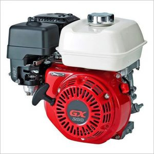 Двигатель GX 200 (аналог HONDA) 6,5 л.с вал 25 мм под шпонку