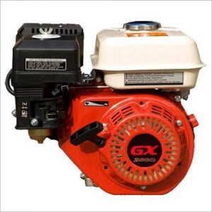 Двигатель GX 260 S (аналог HONDA) 8.5 л.с вал 20 мм под шлиц