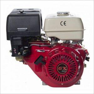 Двигатель GX 390 (аналог HONDA) 13 л.с вал 25 мм под шпонку