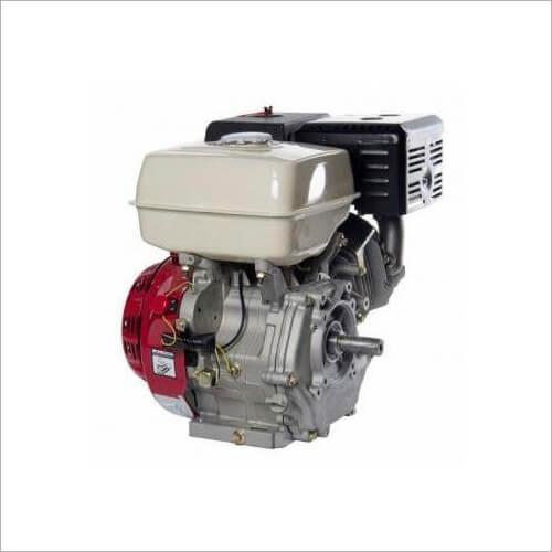 Двигатель GX 470 E (аналог HONDA) 18,5 л.с вал 25 мм под шпонку с электростартом
