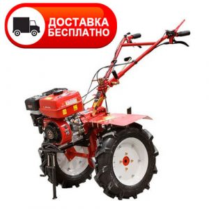 Мотоблок Asilak SL-86 поставляется с колесами размером 5x12