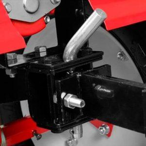 Палец сцепки для крепления навесного оборудования