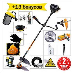 Триммер бензиновый Shtenli Demon Black Pro - хит продаж в Минске
