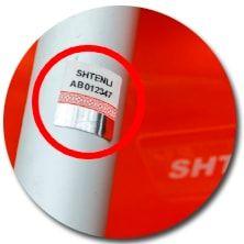 Все бензокосы Shtenli имеют акцизные марки
